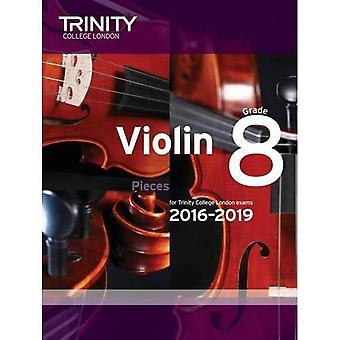 Violin Exam Pieces Grade 8 2016-2019 (Score & Part)