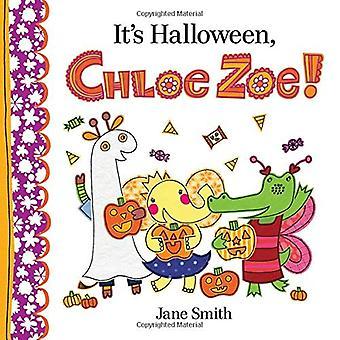 Det är Halloween, Chloe Zoe! (Chloe Zoe)