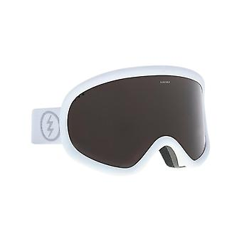 Electric Matte White-Brose 2019 Charger XL Snowboarding Goggles