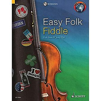 Easy Folk Fiddle: Violin