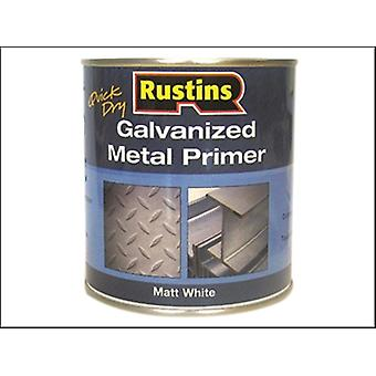 Rustins Galvanised Primer 500ml