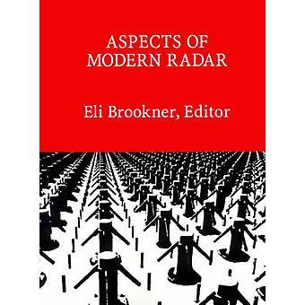 Aspects of Modern Radar by Brookner & Eli