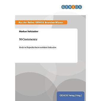 MCommerce av Hofstetter & Markus