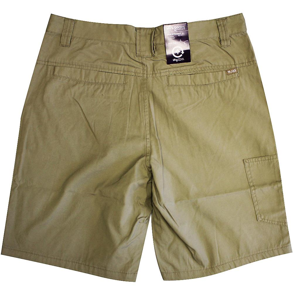 Lrg RC Marauder Mens Chino Walkshorts British khaki
