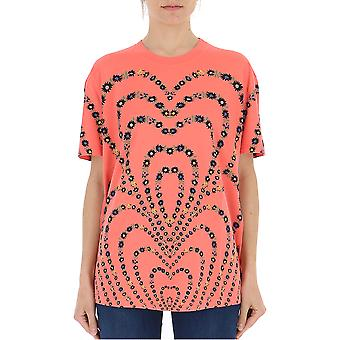 Givenchy Orange Baumwolle T-shirt