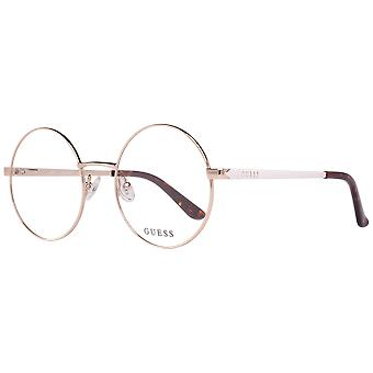 Guess glasses ladies silver