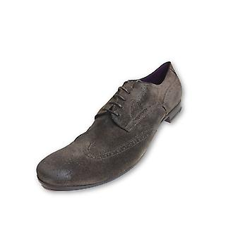 Etro Milano Bronx light shoes in brown