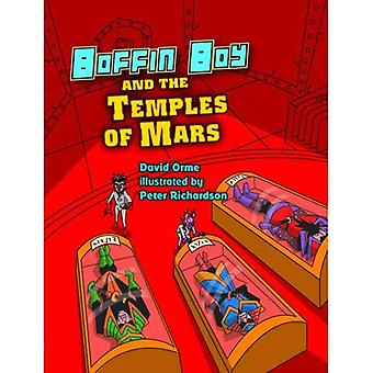 Boffin Boy and the Temples of Mars (Boffin Boy)