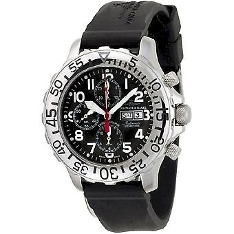 Zeno-watch mens watch of Hercules 3 chronograph-date 2657TVDD-a1
