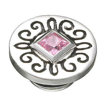 KAMELEON Pink Ice Sterling Silver JewelPop KJP389