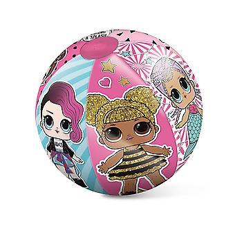L.O.L. Surprise! LOL Beach Ball Beach Ball Inflatable 50cm