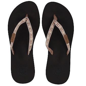 Reef Women's Sandal ~ Ginger brown/peach