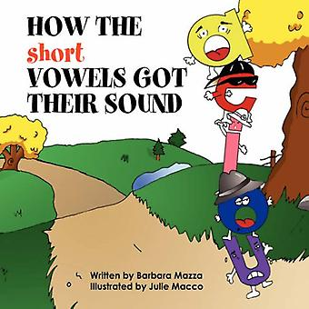 How the Short Vowels Got Their Sound