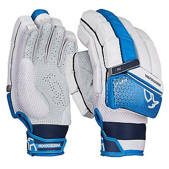 Kookaburra 2019 Rampage Pro Cricket Batting Gloves White/Blue