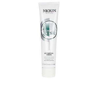 Nioxin 3d Styling Definition Creme 150 Ml Unisex