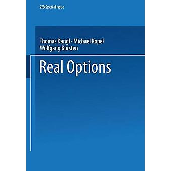 Real Options by Dangl & Thomas