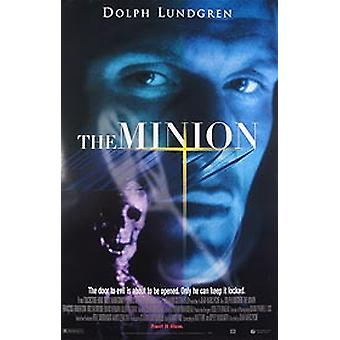 The Minion (Video) (1998) Original Video Poster