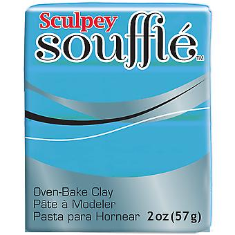 Sculpey Souffle Clay 2 Oz. Robin's Egg Su6 6652