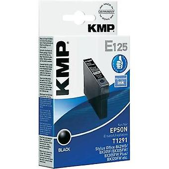 KMP Ink replaced Epson T1291 Compatible Black