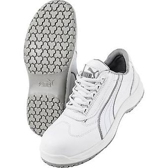 Safety shoes S2 Size: 47 White PUMA Safety Clarity Low 640622 1 pair