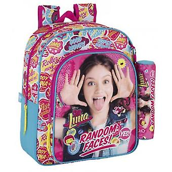 Safta Junior backpack I am Moon (Toys , School Zone , Backpacks)