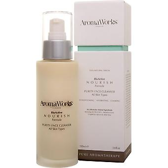 AromaWorks Nourish Purity Face Cleanser
