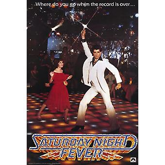Saturday Night Fever Movie Poster (27 x 40)