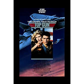 Top Gun film plakatutskrift (27 x 40)
