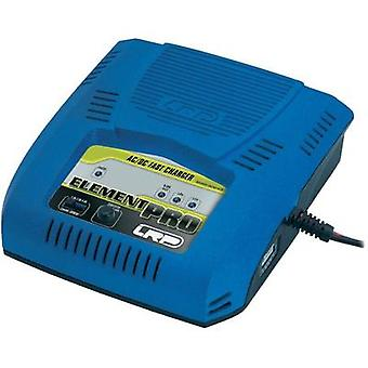 Scale model battery charger 220 V 4 A LRP Electronic Element Pro LiPolymer, Li-ion, NiMH, NiCd