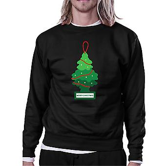 Merry Christmas Car Freshener Sweatshirt Funny Fleece Sweater