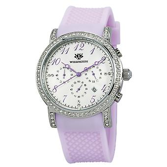 Wellington Ladies ChronographAmberley, WN505-110A