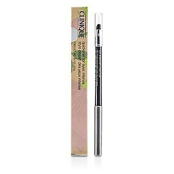 Clinique Quickliner For Eyes Intense - # 05 Intense Charcoal - 0.28g/0.01oz