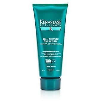 Kerastase Resistance Soin Premier Therapiste Fiber Quality Renewal Care (for Very Damaged Over-porcessed Fine Hair) - 200ml/6.8oz