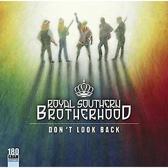 Royal sydlige broderskab - ikke ser tilbage [Vinyl] USA importerer