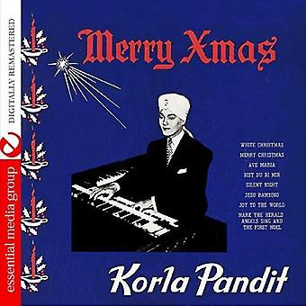 Korla Pandit - Merry Xmas [CD] USA import