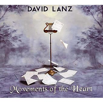 David Lanz - Movements of the Heart [CD] USA import
