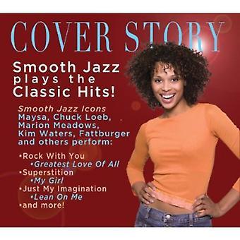 Portada: Smooth Jazz juega Classic Hits - historia de la cubierta: suave Jazz juega el clásico Hits [CD] USA importar