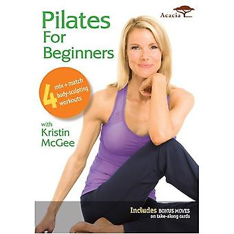 Pilates for Beginners [DVD] USA import