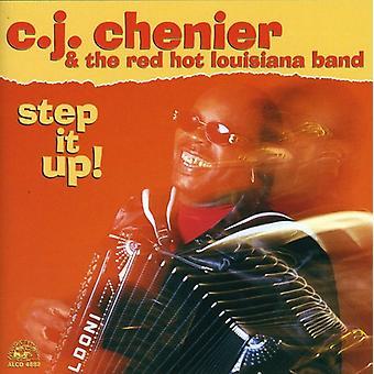 C.J. Chenier - skridt det! [CD] USA import