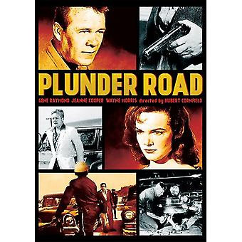 Plundra Road (1957) [DVD] USA import
