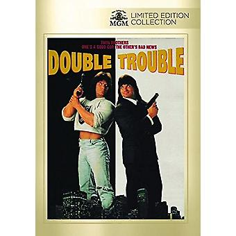 Double Trouble [DVD] USA import