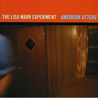 Lisa Marr Experiment - amerikansk rystesyge [CD] USA import