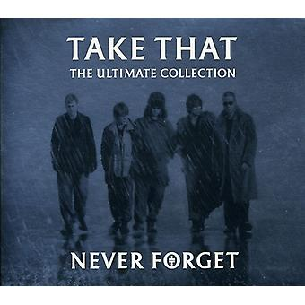 Take, die - nie vergessen-Ultimate Collection [CD] USA Import