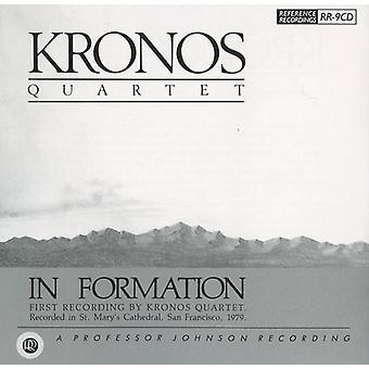 Kronos kvartetten - i dannelsen [CD] USA import