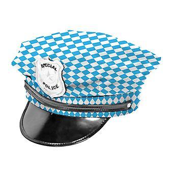 Oktoberfest policji Bawarii kapelusz policji kapelusz festiwalu piwa Oktoberfest kapelusz