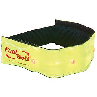 Fuel Belt LED Armband Gelb