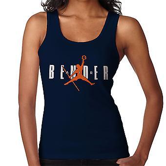 Just Bend It Avatar The Last Airbender Women's Vest
