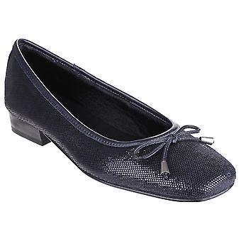 Riva Provence fisk kvinder Ballerina sko