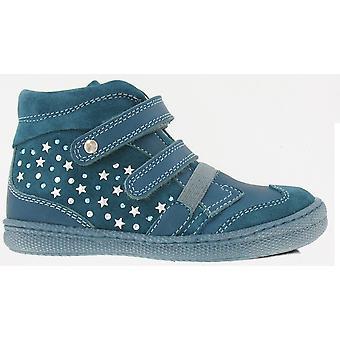 Primigi Girls Hulda Boots Aqua Blue