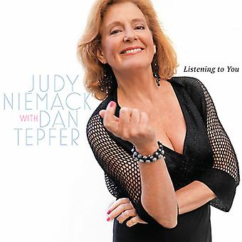 Niemack, Judy / Tepfer, Dan - lytter til dig [CD] USA import